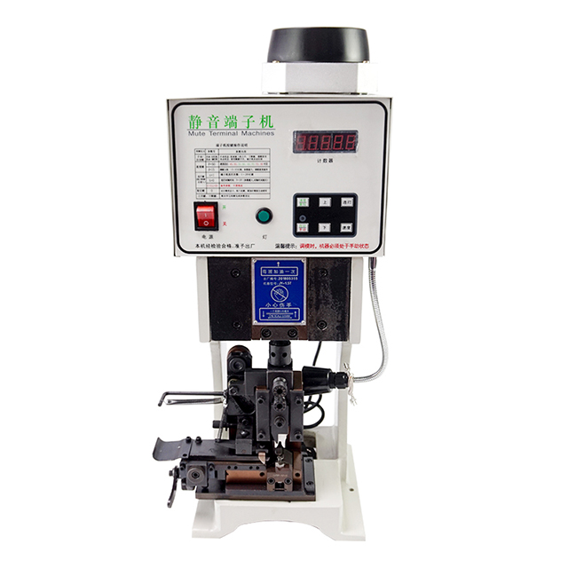 Super Mute Terminal Crimping Machine
