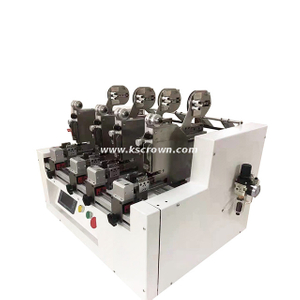4-station Taping Machine for Wire and Cable