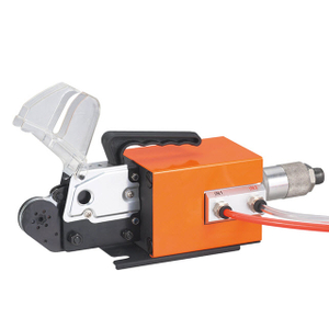 Air Powered Tubular Terminal Crimper