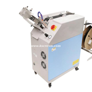 Ultrasound Woven Tape Cutting Machine