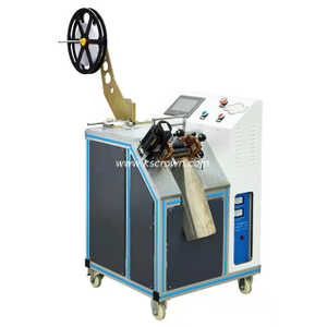 Ultrasonic High Speed Woven Tape Cutting Machine
