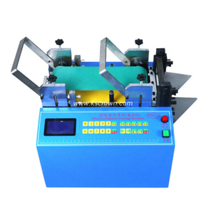 Rubber Foam Tube Pipe Cutting Machine