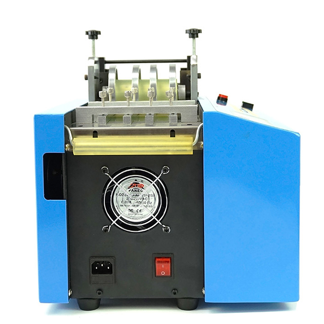 Fully-auto KN95 Nose Bridge Wire Cutting Machine