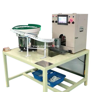 Fully-auto Pipe Threads Teflon Tape Wrapping Machine