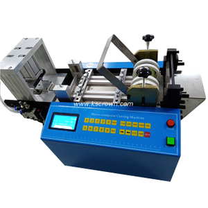 Strip Material Cutting and Hole Punching Machine