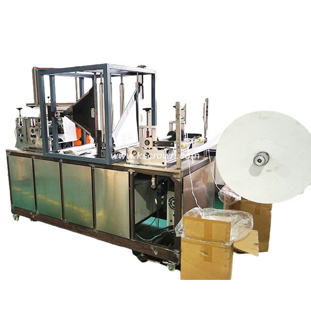 Automatic Shower Cap Making Machine