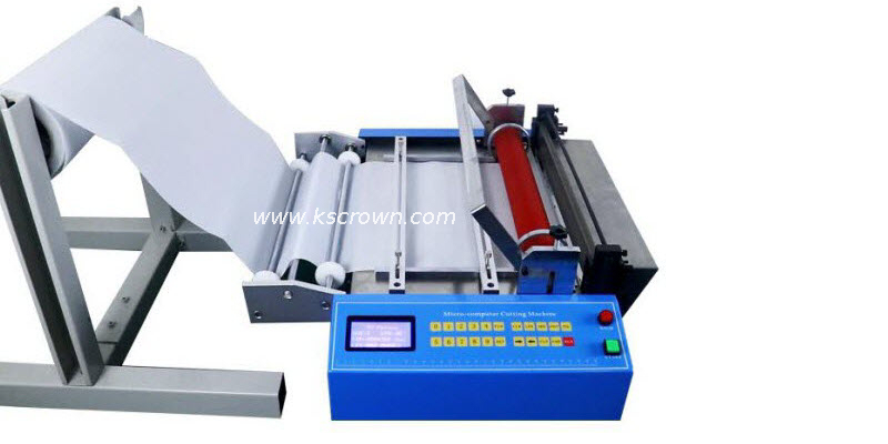 PVC Sheet Sticker Cutting Machine