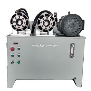 Flexible Hose Nuts Assembly Machine