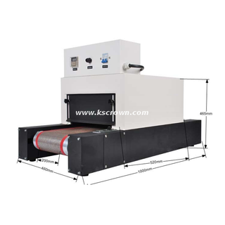 Wire Cable Heat-shrink Tubing Heating Machine