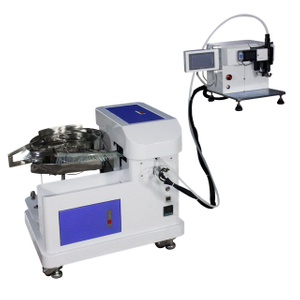 Automatic Motor Stator Coil Binding Machine
