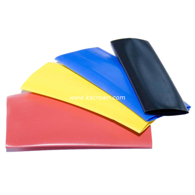 Heat Shrink Tubes Plastic Sleeves Cutting Machine