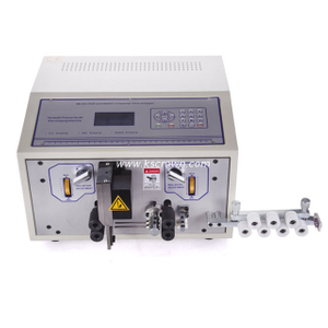 0.1~4.5mm² Cable Cutting and Stripping Machine