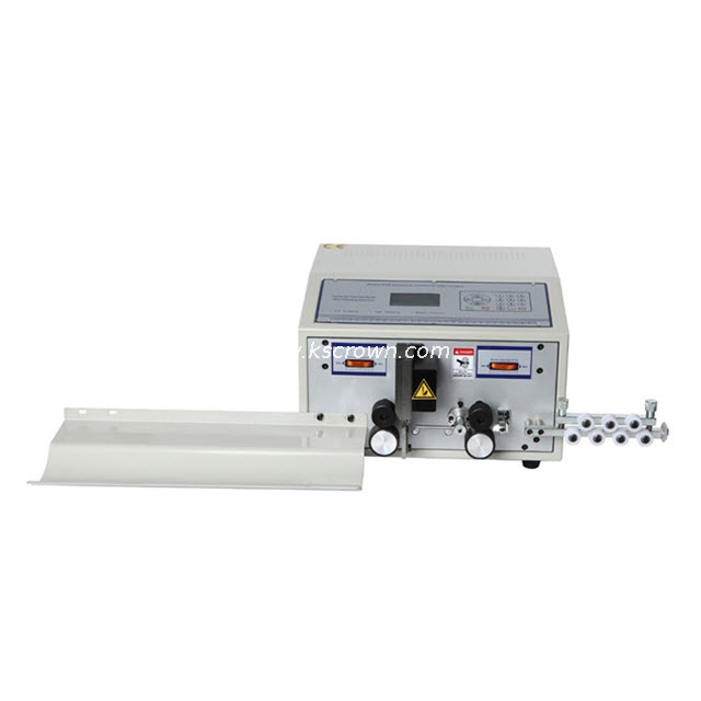 Small Wire Cutting and Stripping Machine