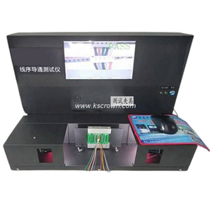 Double-row Wire Harness Color Sequence Tester