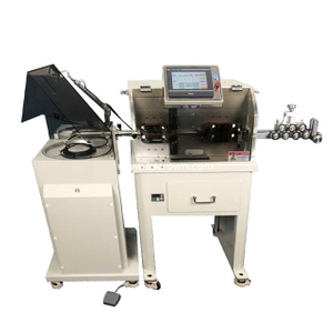 Automatic Wire Looping Machine,Cable Coil Winding Machine