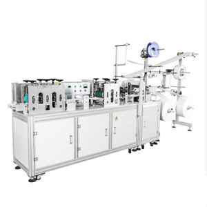 Fully-auto Protection Mask Producing Machine