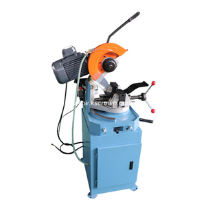 Pneumatic Carbon Steel Pipe Cutting Machine