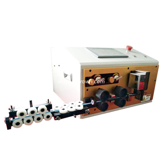 Automatic Wire Cutting Stripping and Bending Machine