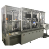 All-in-one Wire Shield Brushing and Copper Foil Wrapping Machine
