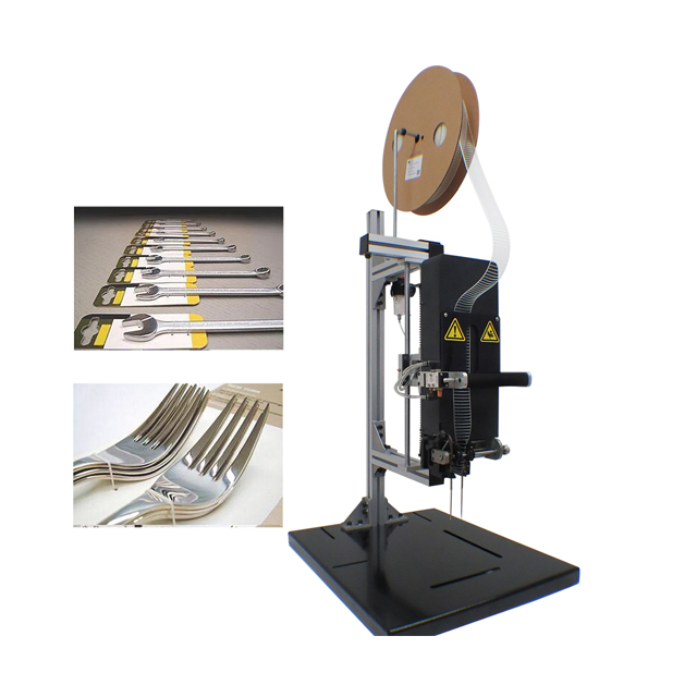 Adjustable Needle Distance Elastic Staple Machine