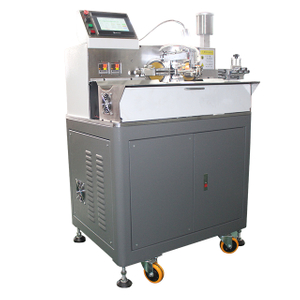 Automatic Cable Double-side Cutting, Stripping, Twisting and Tinning Machine
