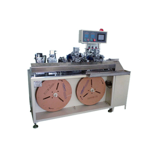 Fully-auto Flat Cable Two Ends Crimping Machine