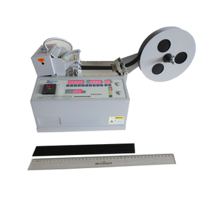 Car Seat Belt Webbing Cutting Machine