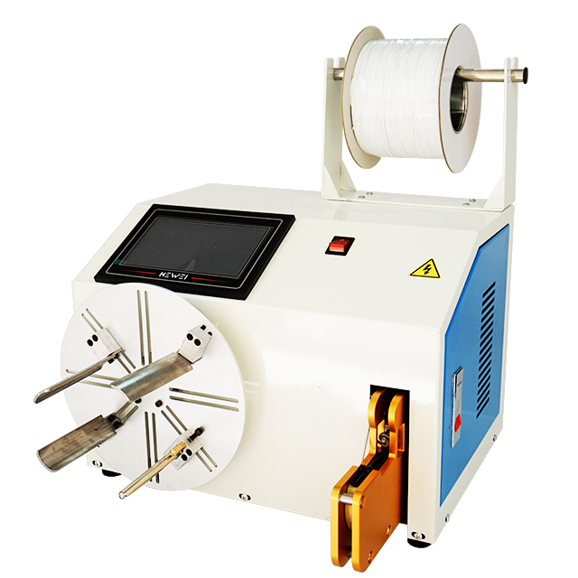 Semi-automatic Wire Twist Tie Machine