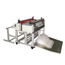 Paper/Film Reel Roll to Sheet Cutting Machine