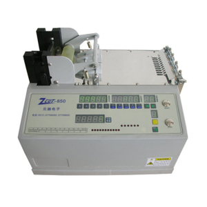 Automatic Zipper Cutter Machine