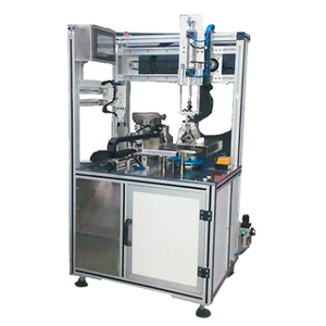 Cable Winding and Rubber Band Tying machine