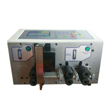 4 Wires Cutting Stripping Machine