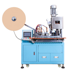 Automated Plug Pins Continuous Riveting Machine